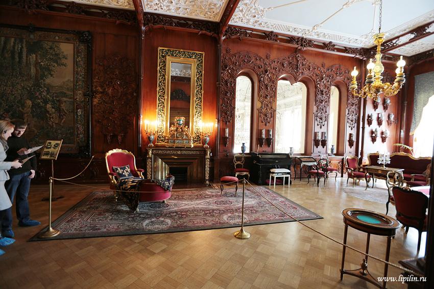 Юсуповский дворец где он находится